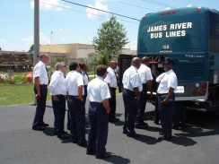 Motorcoach driver position james river transportation for Motor coach driving jobs
