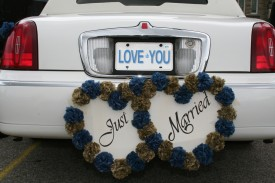 wedding transportation wedding limo richmond va virginia