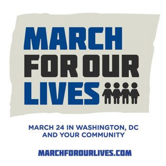 bus to march for our lives