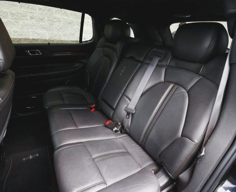 Shuttle Car Interior