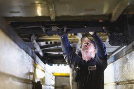 Bus Technicians in Virginia