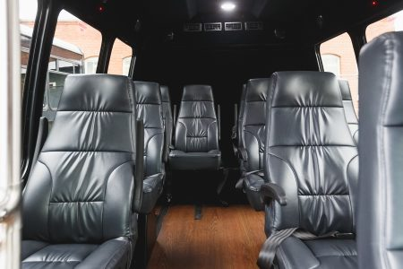 Virginia Minibus Rental