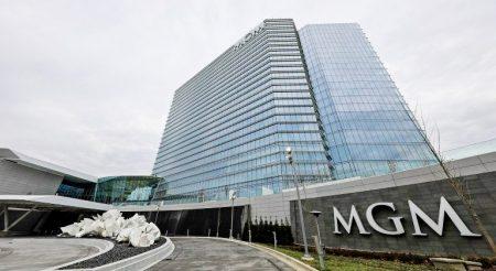 MGM DC Casino Bus Trip